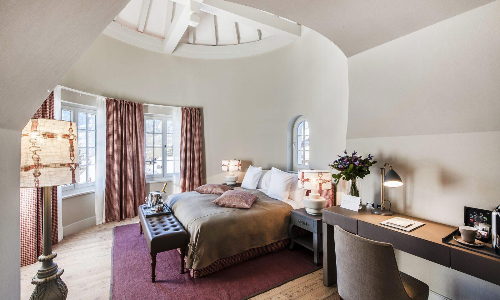 Schweizer First Class Hotels verwöhnen ihre Gäste mit Premium Hotelbetten von Sleep&Dream
