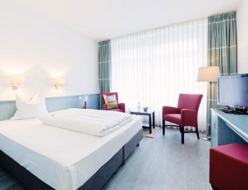 Im Auszeit Garni Hotel in Hamburg finden Sie die bequemsten Hotelbetten in Hamburg.