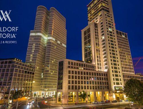 Hotelbetten für das Waldorf Astoria Berlin