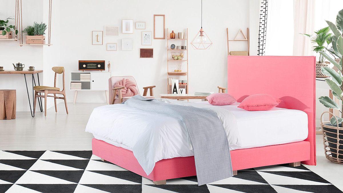 heaven superior das amerikanische boxspringbett. Black Bedroom Furniture Sets. Home Design Ideas