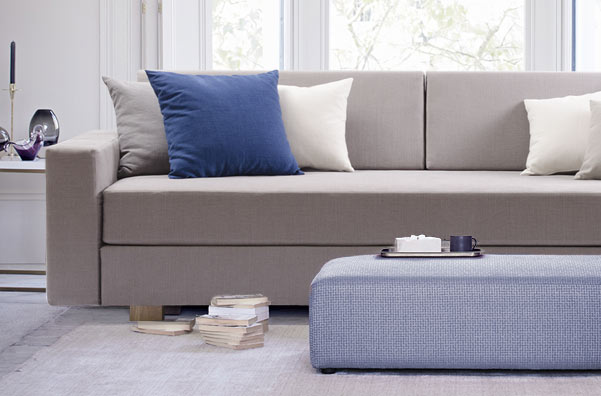 Boxspring-Sofa