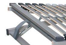 Lattenrost Lussoflex Zusatzleiste zum Schutz der Matratze