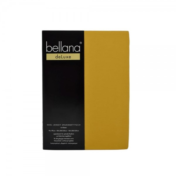 Spannbetttuch Bellana deluxe bis 35 cm Höhe