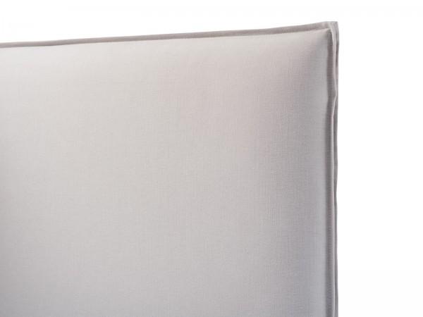 Bettkopfteil Kissenoptik mit doppeltem Saum 1,5 cm